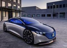 Mercedes szykuje elektryczne AMG. Będzie miało więcej niż 600 KM