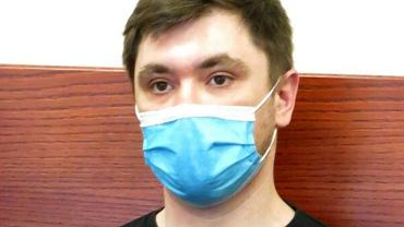 Daniel Martyniuk w sądzie