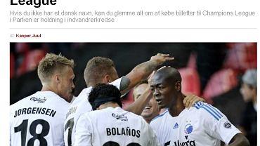 """Ekstrabladet pisze o """"biletowym skandalu"""""""
