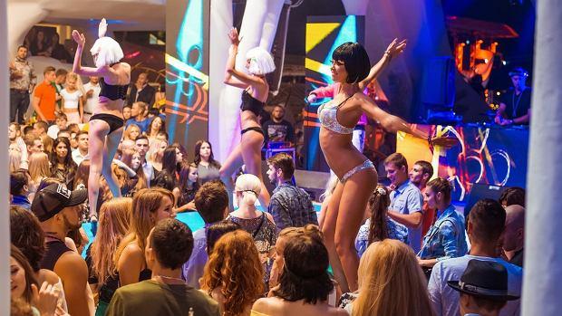 Klub Ibiza w Odessie