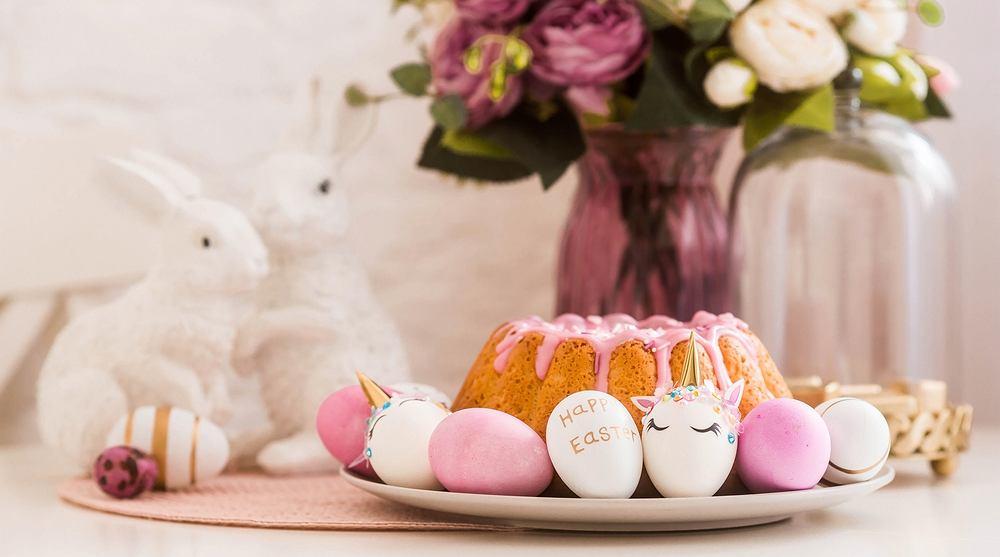 Dania na Wielkanoc. Zdjęcie ilustracyjne