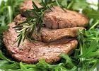 Wykwintny obiad z wołowiną