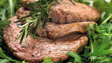 Wołowina z rozmarynem