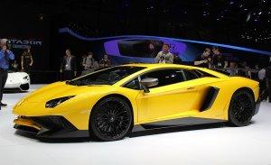 Salon Genewa 2015 | Lamborghini Aventador LP 750-4 Superveloce | Najszybsze w historii