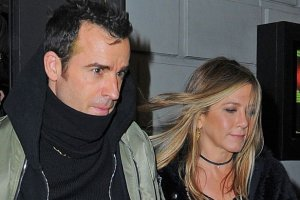 Justin Theroux, Jennifer Aniston,