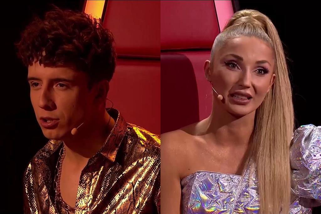 'The Voice Kids'. Dawid Kwiatkowski/ Cleo