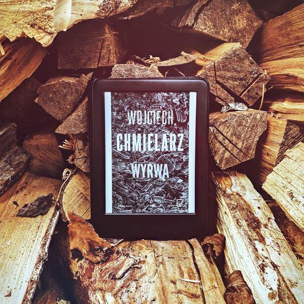 Książka 'Wyrwa' w formie e-booka