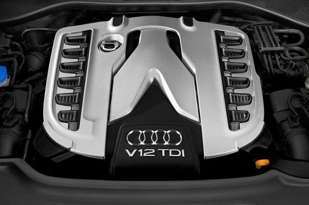Audi V12 TDI