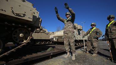 USA wyślą żołnierzy na Bliski Wschód