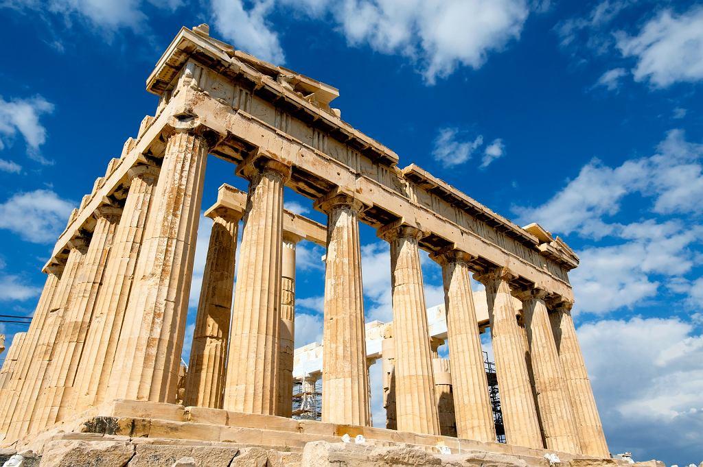 Grecja - zdjęcie ilustracyjne