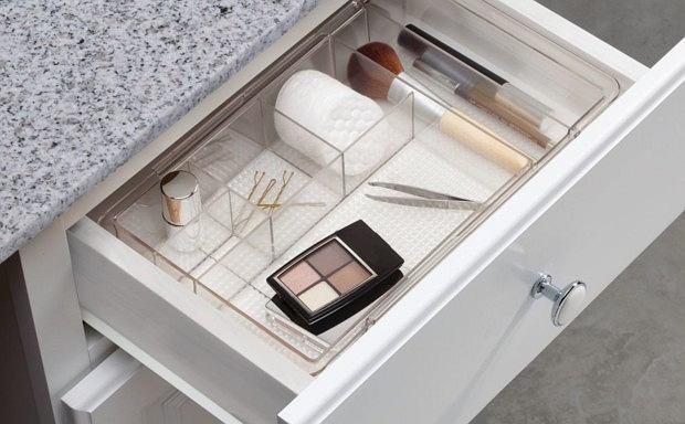 Organizer na kosmetyki do szuflady