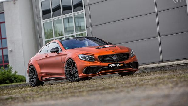 Fostla Mercedes AMG S63 Coupe