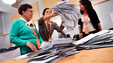 Wybory parlamentarne w Szwecji w 2018 roku