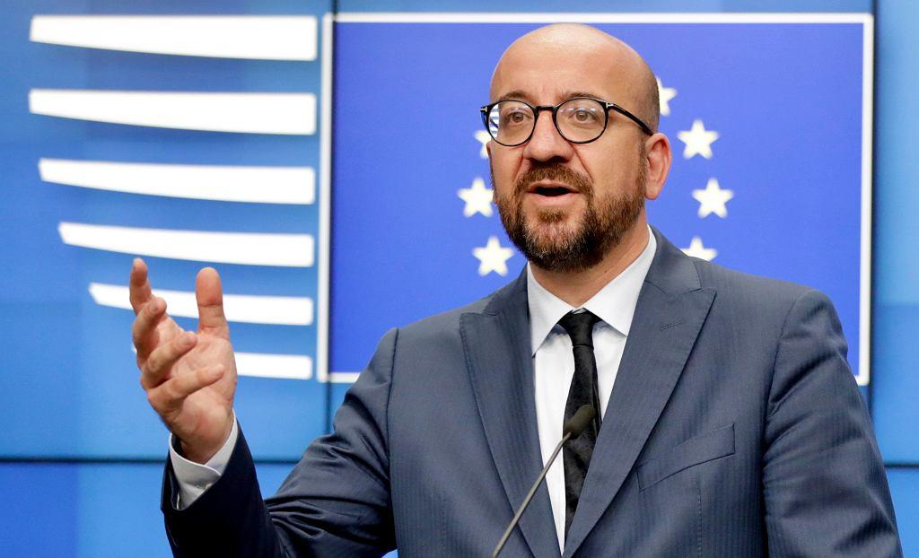 Kim jest Charles Michel - nowy szef Rady Europejskiej?