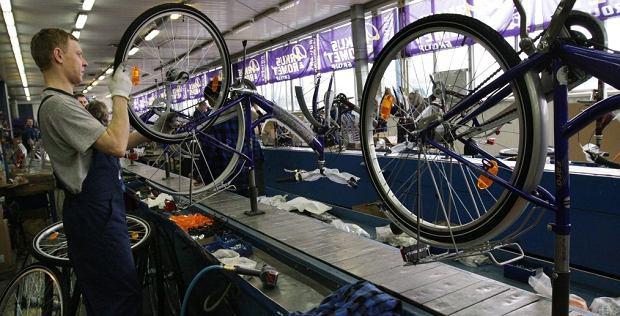 Montaż roweru