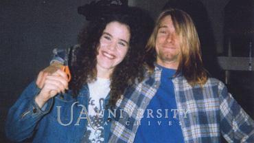 Nirvana: Kurt Cobain Hair Presentation (John Reznikoff/University Archives Provenance)