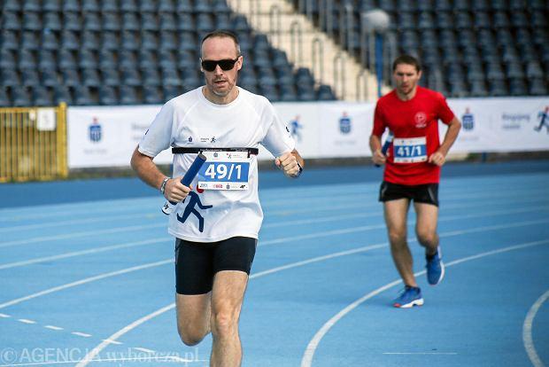 Zdjęcie numer 11 w galerii - PKO Bieg Charytatywny. Na Zawiszy pomagali biegając [ZDJĘCIA]