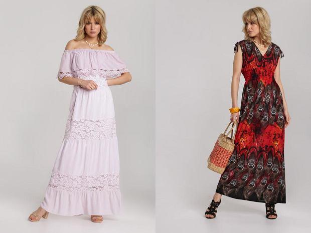 sukienki dla dojrzałych