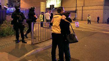 Po wybuchu w Manchesterze