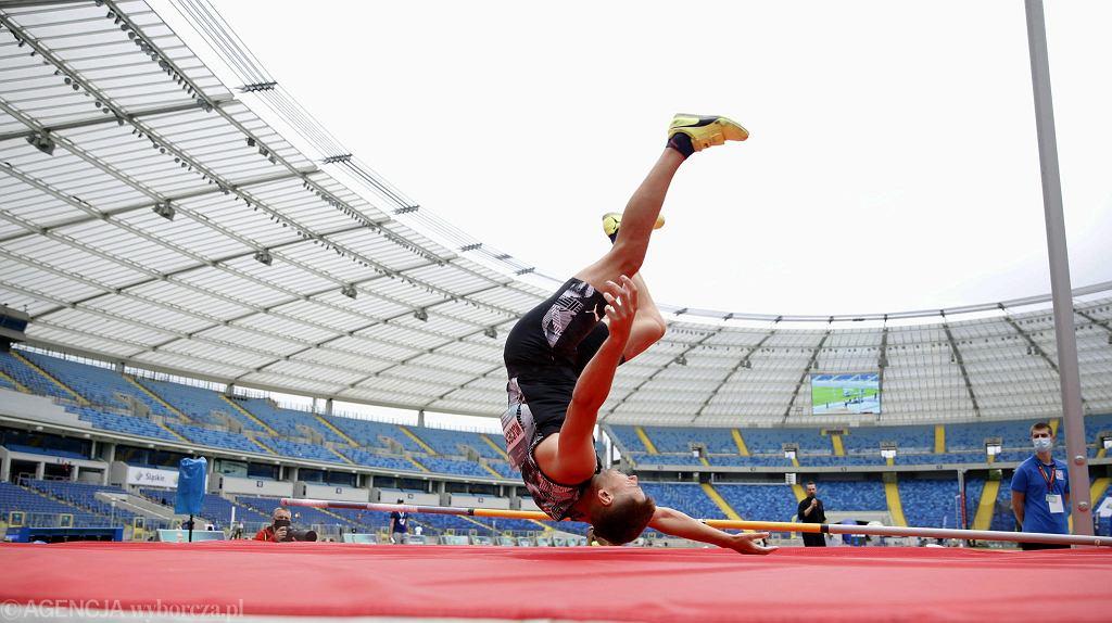 Mityng lekkoatletyczny na Stadionie Śląskim