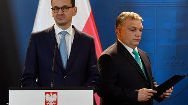 Póki co Mateusz Morawiecki może liczyć jedynie na premiera Węgier Viktora Orbana.