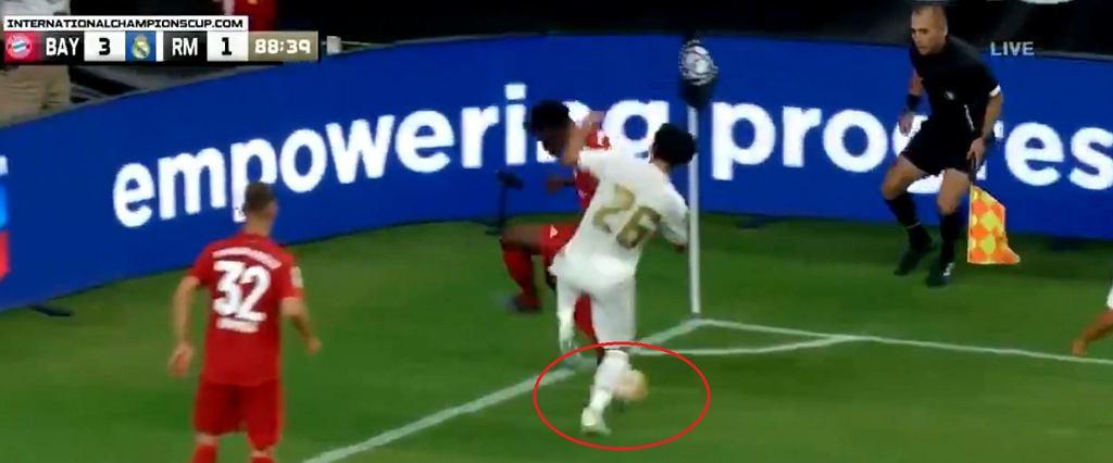 Tafekusa Kubo chwalony po meczu z Bayernem