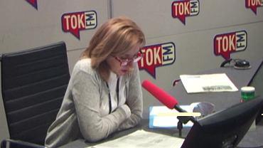 Przegląd prasy Dominiki Wielowieyskiej w TOK FM