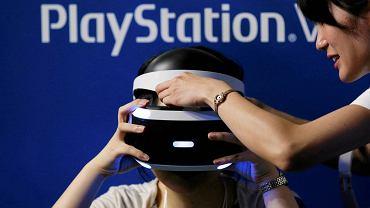 Sony pracuje nad nowymi goglami VR dla PlayStation 5