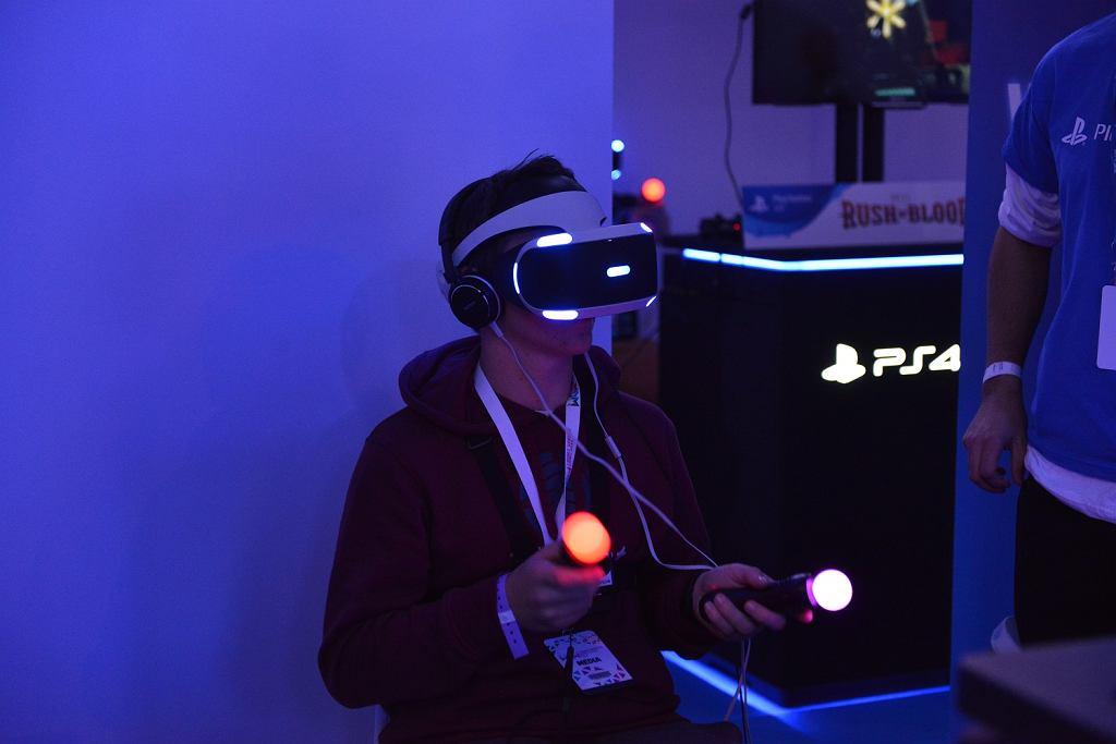 Strefa PlayStation na T-Mobile Warsaw Games Week 2016