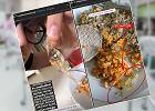 Kucharz, finalista Masterchefa, znalazł w jedzeniu na porodówce plastikową folię. Szpital przeprasza
