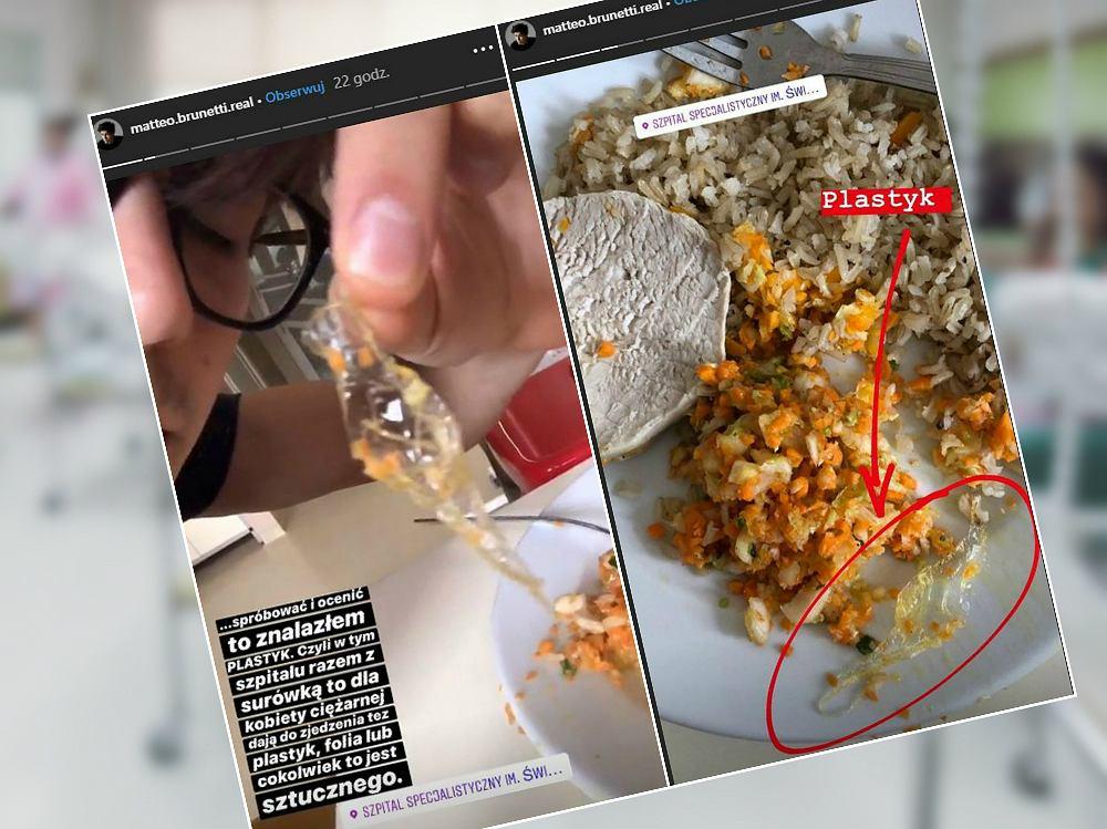 Finalista Masterchefa znalazł w jedzeniu na porodówce folię