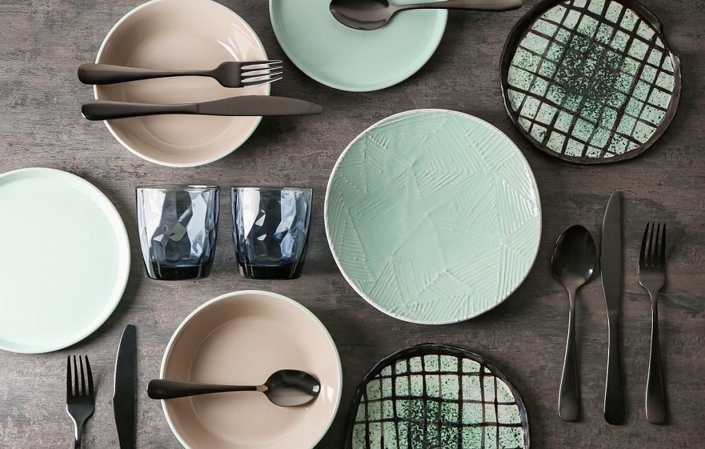 Zastawa porcelanowa obiadowa