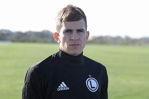 Legia Warszawa rozwiązała kontrakt ze swoim piłkarzem