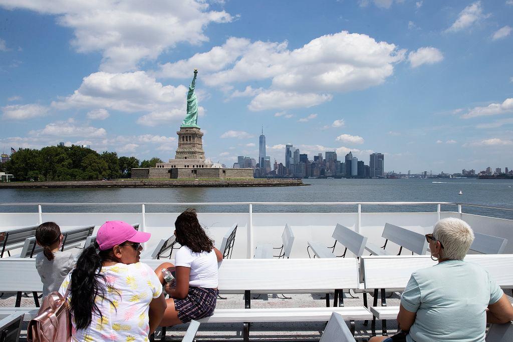 Statua Wolności, Nowy Jork, Stany Zjednoczone.