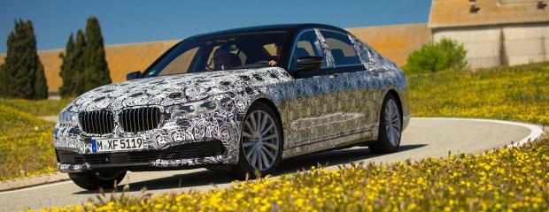 Nowe BMW serii 7 | Wiemy coraz więcej