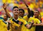 """Kolumbia - Urugwaj. James Rodriguez: """"Gra w Hiszpanii byłaby spełnieniem marzeń"""""""