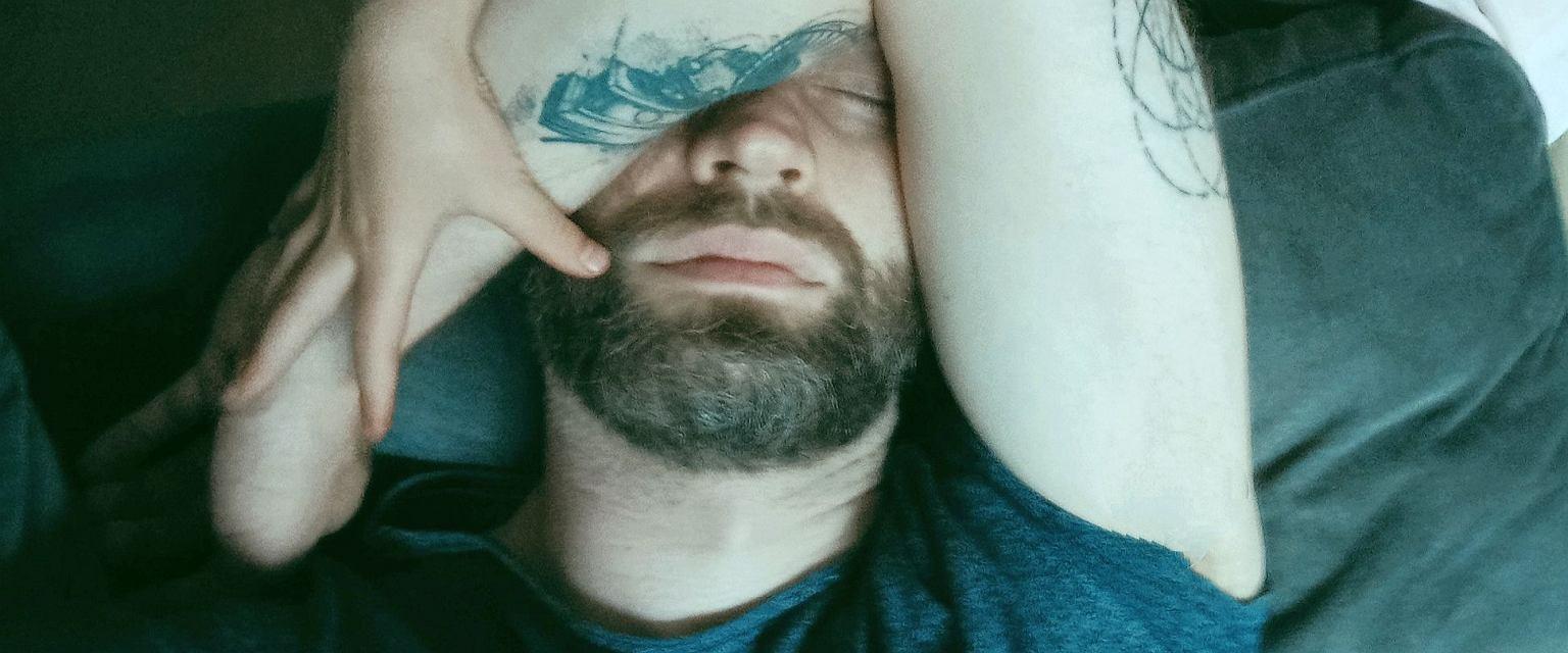 Zbigniew Łukasz założyciel profilu Who'sYourDaddy (Fot. Archowum prywatne)