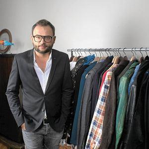 Michał Zaczyński, wicenaczelny ''Fashion Magazine''