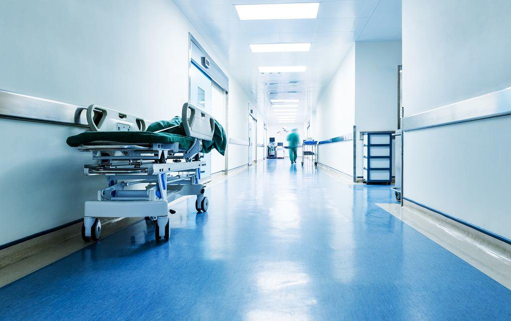 Szpital. Zdjęcie ilustracyjne