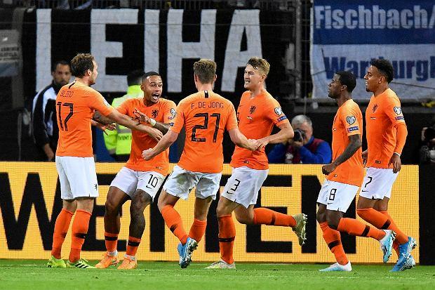 Bolesna porażka Niemiec w hicie el. Euro 2020! Stracili cztery gole w meczu z Holandią