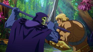 Kadr z serialu Netfliksa 'Władcy Wszechświata: Objawienie'