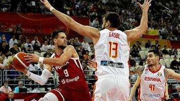 Polscy koszykarze walczą o awans na igrzyska! Gdzie i kiedy odbędą się mecze?