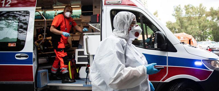 Ministerstwo Zdrowia: 20 156 zakażeń koronawirusem