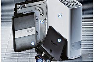 HDD, SSD... Jaki dysk wybrać? [CENY]
