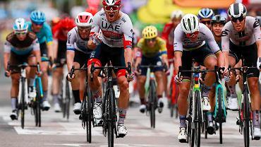 Tour de France. Alexander Kristoff wygrał pierwszy etap
