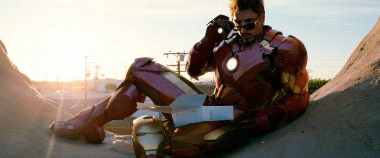 Downey Jr. chce pomagać jak Iron Man. Robotami oczyści planetę do 2030