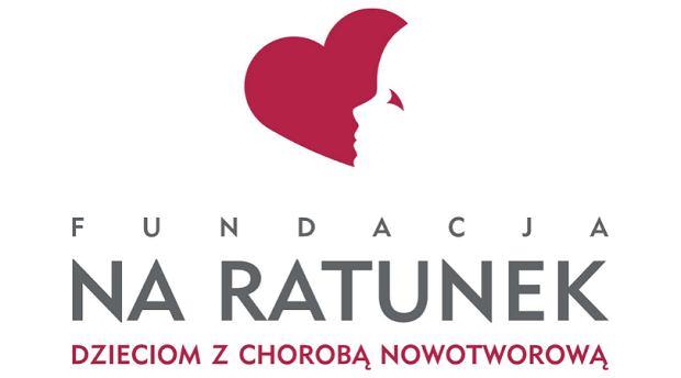 logo Fundacji Na Ratunek Dzieciom z Chorobą Nowtworową