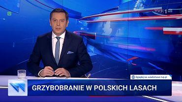 'Wiadomości' TVP z 29.09.2019
