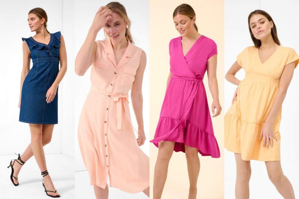 Letnie sukienki Orsay wyprzedaż