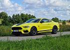 Opinie Moto.pl: Ford Mustang Mach 1. Amerykanie jednak potrafią robić sportowe samochody
